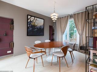Rénovation Maison Région Parisienne K Design Agency Salle à manger moderne