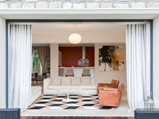 Rénovation Maison Région Parisienne K Design Agency Salon moderne