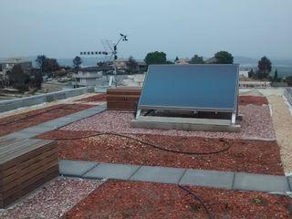 Estudio1403, COOP.V. Arquitectos en Valencia Techos planos