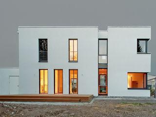 Familienhaus waldorfplan architekten Minimalistische Häuser