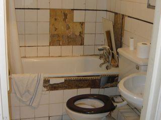 Before - Bathroom homify