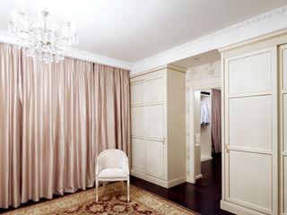 Классический мотив Порядок вещей - дизайн-бюро Спальня в классическом стиле