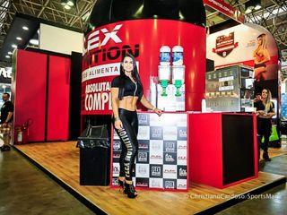 Flex Nutrition - Arnold Classic 2014 RICARDOTRAMONTINA.ART Centros de congressos industriais