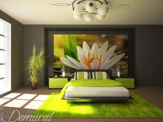 Photo wallpapers in bedroom Demural BedroomAccessories & decoration
