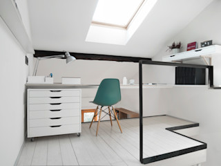 PLUS ULTRA studio Study/office