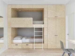 INT2architecture Nursery/kid's room