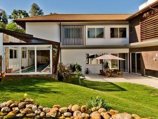 Espaço do Traço arquitetura Tropical style garden