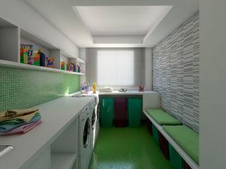 Ideia1 Arquitetura Modern kitchen