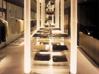 MEN'S Boutique DINO Shigeo Nakamura Design Office オフィススペース&店