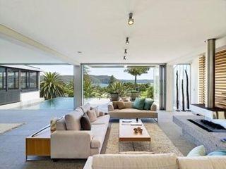 Modern Australian Beach Style Home Bella life Style Modern Living Room