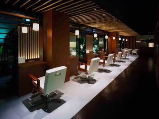 Hair salon conscious Shigeo Nakamura Design Office オフィススペース&店
