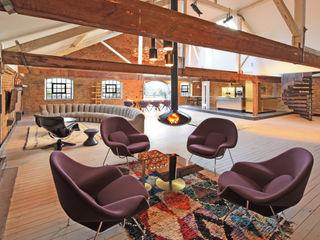 Metropolitan Wharf Perfect Integration Living room
