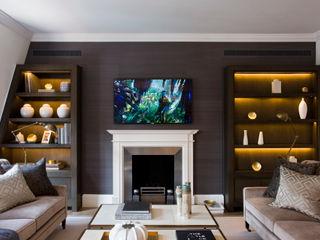 Duke Street, Mayfair Perfect Integration Living room