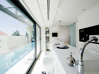 IPUNTO INTERIORISMO Modern Kitchen