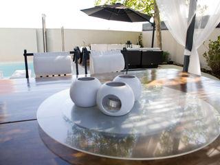 IPUNTO INTERIORISMO Minimalist style garden
