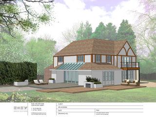 Modern design scheme portfolio - Emby Architecture Emby Architecture
