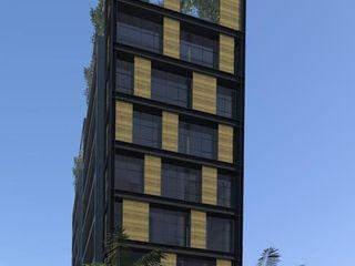 ZAAV Arquitetura Espaces de bureaux minimalistes