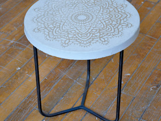 Chauvin Amandine Dining roomTables