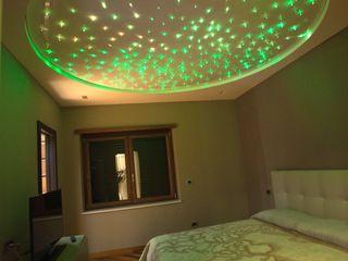 Architetto del Piano Modern style bedroom