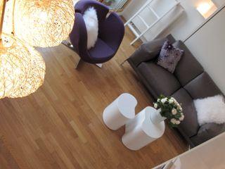 Tout Simplement Déco Modern living room
