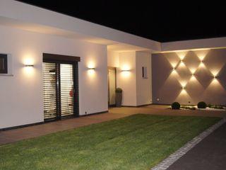 Bolz Licht und Wohnen 1946 Modern Terrace