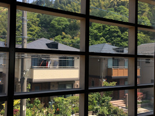 本間義章建築設計事務所 Pintu & Jendela Modern