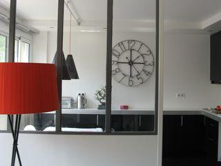 espaces & déco Cocinas de estilo industrial