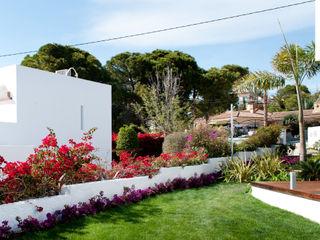 David Jiménez. Arquitectura y paisaje Jardin classique