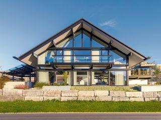 HUF Haus ART 5 HUF HAUS GmbH u. Co. KG Moderne Häuser