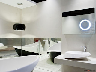 nomad studio Salle de bain moderne