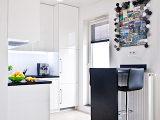 nomad studio Salle à manger minimaliste