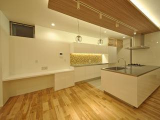 エヌスペースデザイン室 Eclectic style kitchen