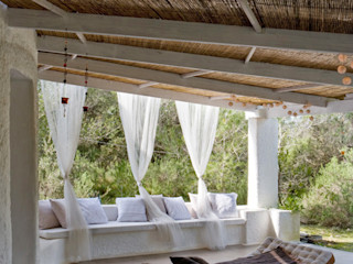 Deu i Deu Akdeniz Balkon, Veranda & Teras