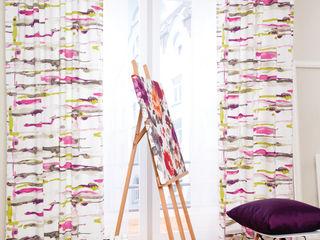 Indes Fuggerhaus Textil GmbH 窓&ドアカーテン