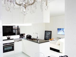 t design Cocinas eclécticas