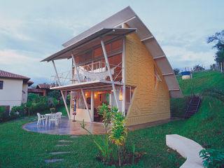 JOAO DINIZ ARQUITETURA Дома в стиле модерн