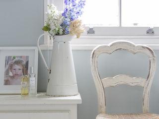 Queens Park House Honeybee Interiors BedroomBedside tables