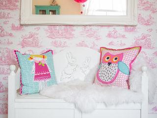 Queens Park House Honeybee Interiors BedroomAccessories & decoration