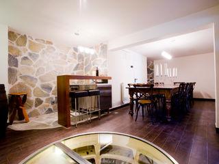 IPUNTO INTERIORISMO Wine cellar