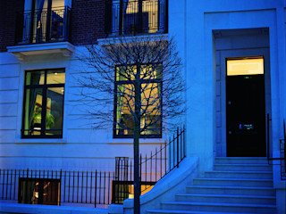 Phillimore Square KSR Architects Classic style houses