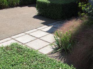Contemporary Front Garden Fenton Roberts Garden Design Jardins modernos