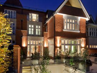 Holford Road 2 KSR Architects Modern Houses