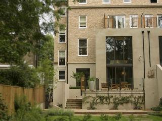 Thurlow Road 1 KSR Architects Modern Houses