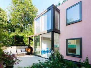 Green Retrofit, Lambourn Road Granit Architects Modern houses