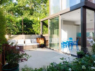 Green Retrofit, Lambourn Road Granit Architects Modern garden