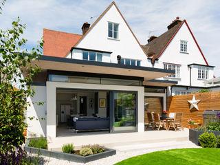 Broadgates Road Granit Architects Modern houses