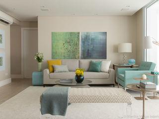 Marilia Veiga Interiores Modern Living Room