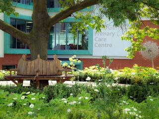 Hodge Hill Primary Care Centre Andrew Dixon Photography Clínicas / Consultorios Médicos