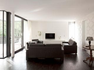 Andreas Heupel Architekten BDA Salas modernas