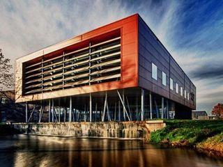 leisurecenter Rules for Health Archivice Architektenburo Moderne gezondheidscentra
